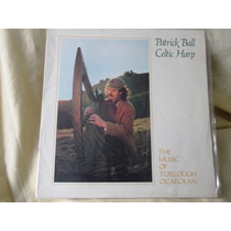 Lp Zerado Patrick Ball Celtic Harp The Music Turlough B