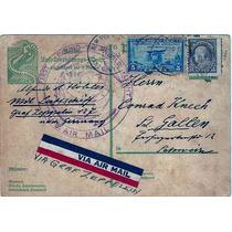 Zepelin-round-alemanha-los Angeles-tokio-n.york-alemanha1929