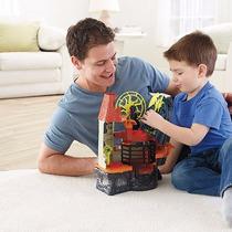 Imaginext Castelo Torre Do Feiticeiro Com Luz - Mattel