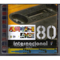 Cd Raro Almanaque Anos 80 Internacional - Fora De Catalogo