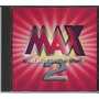 Cd Max 2 - Best Hits In The World - 1997 Importado Japão