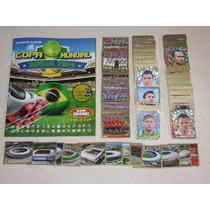 Album Figurinhas Copa 2014 Completo P/ Colar Navarrete Peru