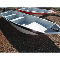 Barco Aluminio Tucunare 5m ( Apolo ) 3800 Ou 5x De 800 Ca