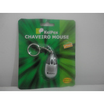 Chaveiro Mouse Kelpex - Lanterna Imbutida