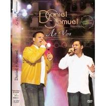 Dvd Daniel & Samuel - Ao Vivo.
