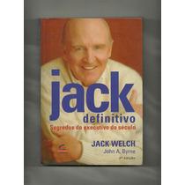 Livro - - Jack Definitivo - Segredos Do Executivo Do Século