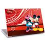 Skin Adesivo Notebook Papel Parede Mickey Minie Skdi1630