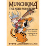 Munchkin 4 Need For Steed - Exp. Jogo Imp Steve Jackson Sjg