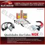 Cabo De Vela Ngk Volkswagen Gol 1.0 8v Gasolina 2002 Em Dian