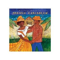 Cd Putumayo Presents French Caribbean - Novo Lacrado*