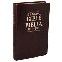 Bíblia Bilíngue Português E Inglês Largospel