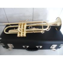 Trompete Weríl Modelo Et 1172 L1 Série V00044