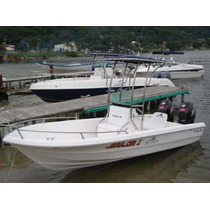 Lancha Sea Crest Fishing 150 -mercury 40 Hp Elpt Efi 4t 2015