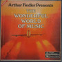 Arthur Fiedler Caixa Com 10 Lps The Wonderful World Of Music