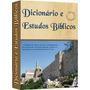 Dicionário E Estudos Bíblicos C/ Dvd