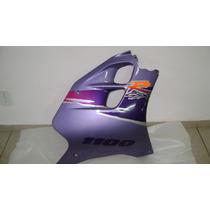 Carenagem Lat. Dir. Suzuki Gsx1100 W 94/95 Roxa (nova)