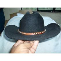 Chapéu Cowboy Rodeio Country Pelo De Lã Tamanho 2xl Ou 7 3/4