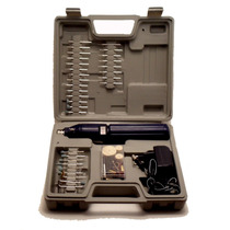 Mini Retífica R-60 C/ 60 Acessórios + Maleta - Tipo Dremel
