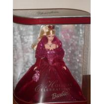 Barbie Holiday 2002 Nao Gravida