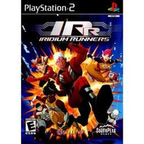 Jogo Irr Iridium Runners Para Play 2 Ps2 Lacrado E Original