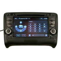 Central Multimídia Dvd Gps Audi Tt 06 A 09 Tv Ipod Touch Usb