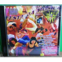 Funk Dance Pop Cd Festa Da Música 3 Dance Som Livre Lacrado