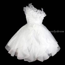 Vestido Infantil Festa, Formatura, Dama, Princesa.