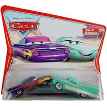 Moments Flo E Ramone Cars Disney Pixar Carros