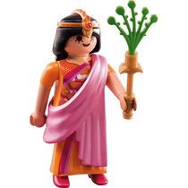 Playmobil Figures Série 3 - Mulher Hindu - Indiana