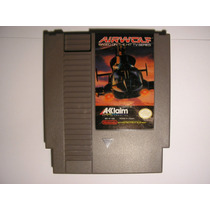 Fita Nes Nintendo Airwolf Original Nintendinho Excelente Est