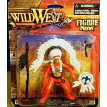 Indio Cacique Chap Mei Wild West Brinqtoys Forte Apache