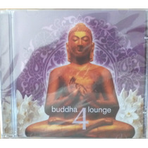 Cd Buddha Lounge Vol. 4 - Novo - Lacrado