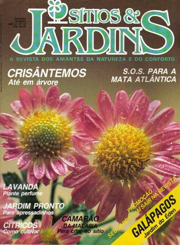 decoracao para jardins mercado livre:Revista Sítios & Jardins Nº32 – R$ 12,90 em Mercado Livre