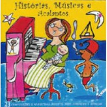 Cd Histórias,musicas E Acalantos - Maria Helena Alvarenga
