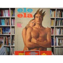 Revista Ele Ela Nº 5 - Ano 1 - Setembro 1969 - Raríssima!!!