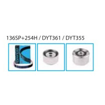 Kit Correia Dentada 306 1.8 16v 94/01