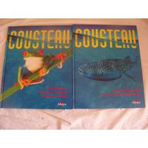Coleção A Grande Aventura De Cousteau - Vol 1 A 8