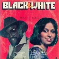 Billy Paul & Tina Charles Lp Black & White