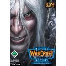 Expansão Warcraft Iii The Frozen Throne De Pc Ou Mac Lacrado