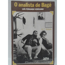 O Analista De Bagé - Luis Fernando Verissimo - Sebo Brisa