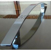 Puxador Alumínio Porta De Vidro, Madeira Ou Ferro