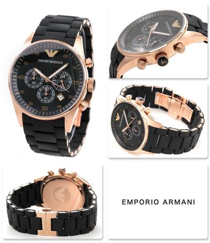 03fb0220936 Relógio Emporio Armani Ar5905 Masculino 43mm Caixa Original R 403.99 ...