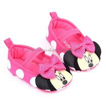 Sapatinho Para Bebê Da Minnie -importado