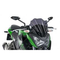 Bolha Puig Kawasaki Z300 Z 300 Lançamento Fume Escura
