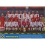 Pôster Kicker Do Hannover 96/alemanha 1993-94 22 Cm. X 30 Cm