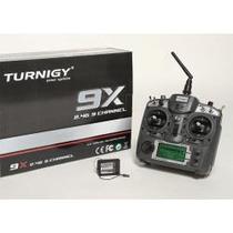 Radio Turnigy 9x 9ch 2.4ghz E Receptor 8ch V2 Mode 2 +brinde