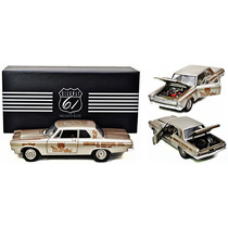 Carro Miniatura Chrysler 1965 Plymouth Hemi Belvedere 1:18