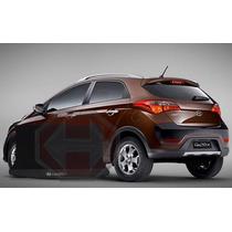 Tapete Personalizado Porta Malas Hyundai Hb20x