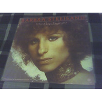 Lp Barbra Streisand Love Songs