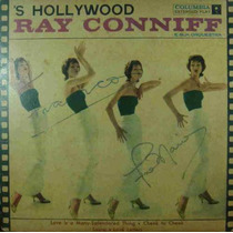 Ray Conniff Compacto De Vinil ´s Hollywood 45 Rpm Mono
